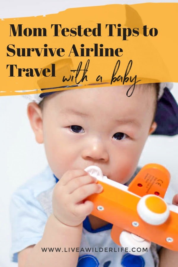 Survive Airline Travel with a Baby