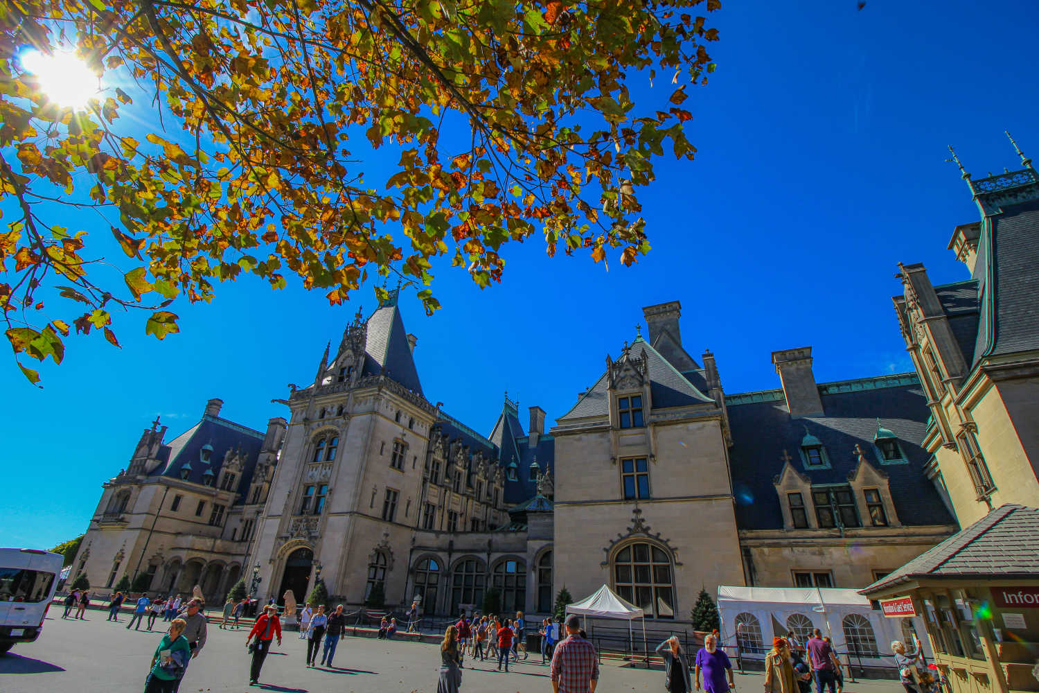How to visit the Biltmore with kids